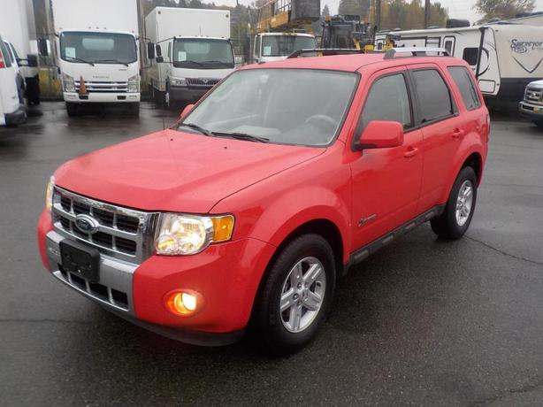 2009 Ford Escape Hybrid 4WD 5 passenger