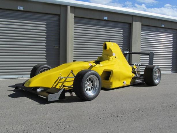 OBO F-1000 Race Car
