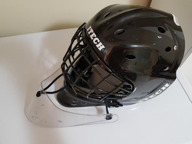 Goalie Helmet