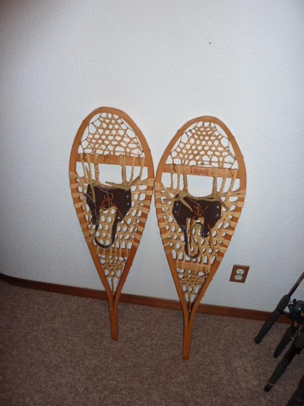 Vintage Snowshoes #2