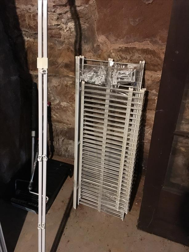 Wire Shelving Unit for Closet