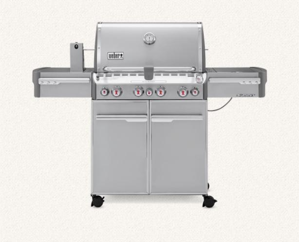 WANTED: like new Weber Natural Gas Grill