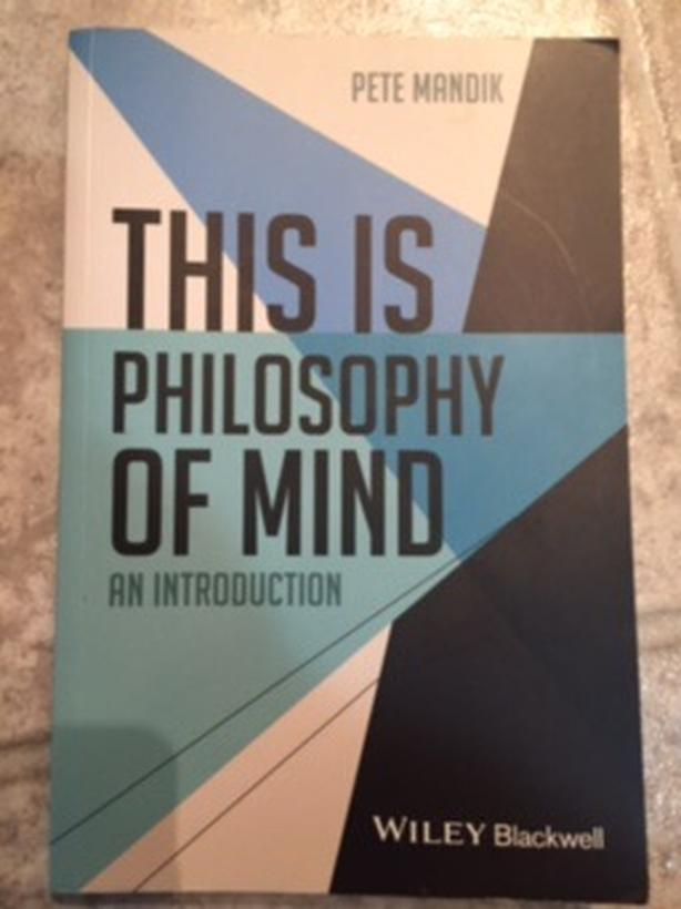 Philosophy of Mind textbook