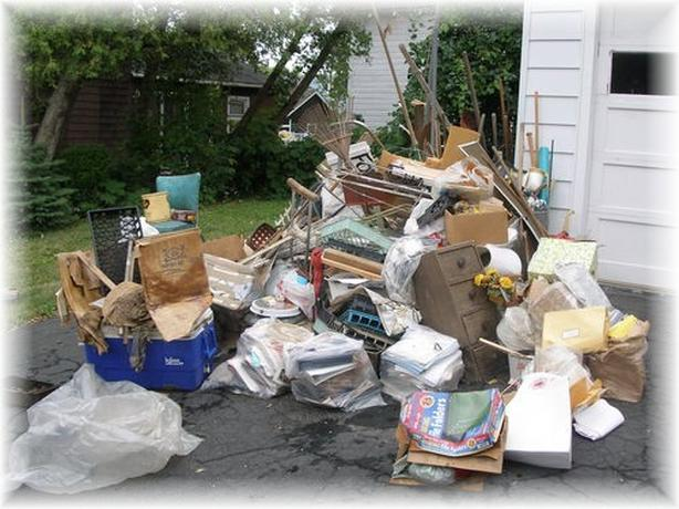 Grassroots junk removal services 613-898-5296