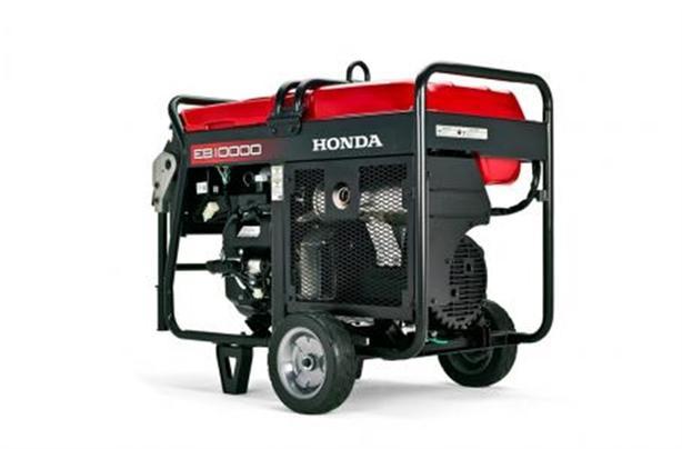 2018 Honda Commercial 10000 GFCI ES - EB10000C