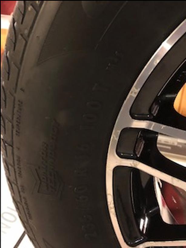 4 - Snow Tires