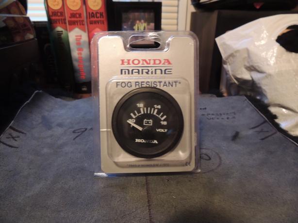  Log In needed $35 · Honda Marine voltmeter