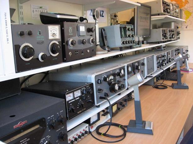 WANTED:  Amateur Ham Radio Equipment