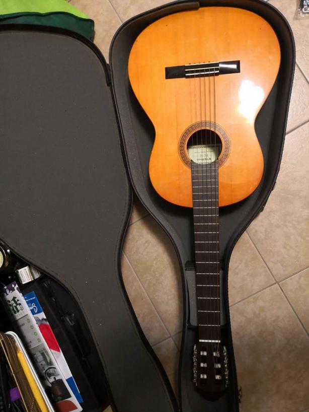 Yamaha Eterna EC12 Classical Guitar