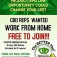 HEMP CBD SALES - FREE BUSINESS OPPORTUNITY