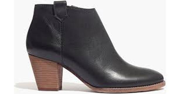 LEATHER-MADEWELL CHELSEA BOOTS SIZE 91/2
