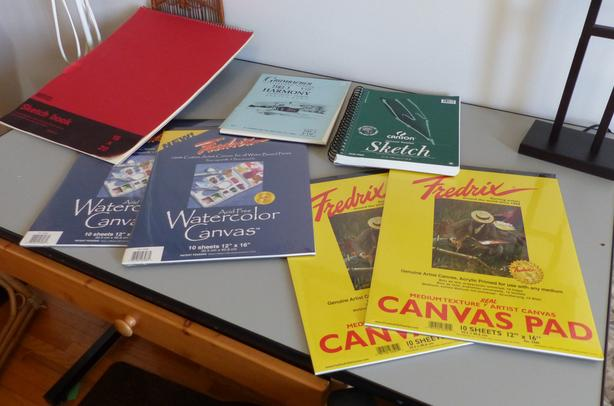Professional Winsor Newton canvas board new, art supplies Victoria