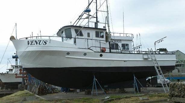 1982 Steel Fishing Vessel