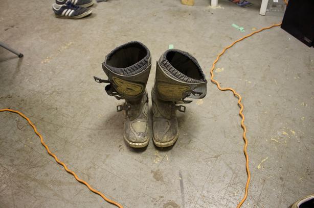 Size 8 Dirt Bike Boots