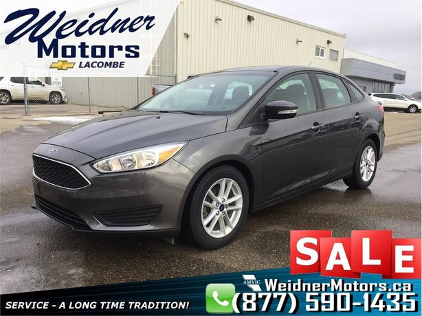 2016 Ford Focus SE *Automatic, Bluetooth, Back up Camera*