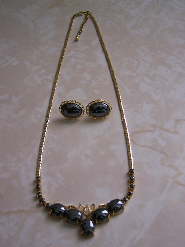 Necklace w/Earring Set