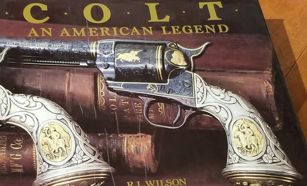 Colt An American Legend NON-FICTION