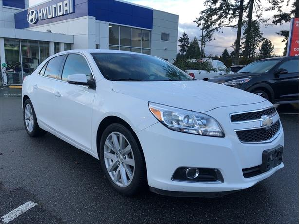 2013 Chevrolet Malibu LT, Navigation system, Bluetooth, Alloy rims