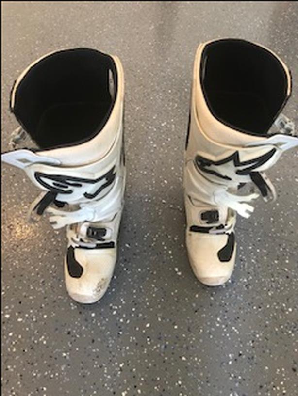 Alpine Star Tech 7 Motocross Boots