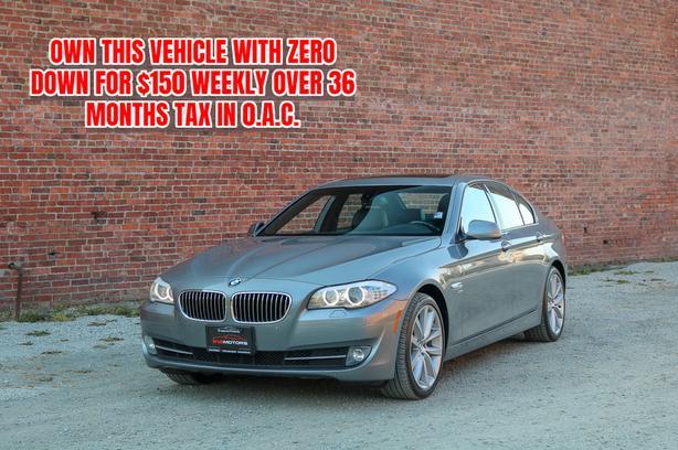 2011 BMW 535i xDrive - ON SALE! - FULLY LOADED!