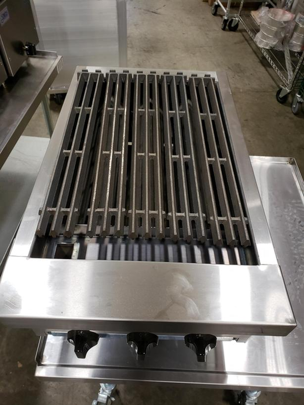 Natural Gas Restaurant Equipment NEW– Auction