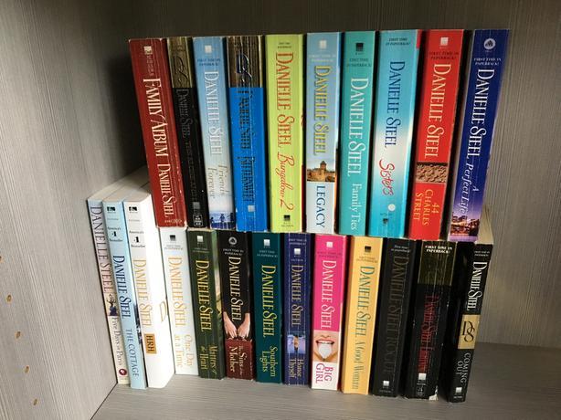 13 Danielle Steele novels