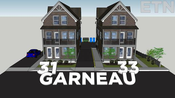 BRAND NEW Construction in OLD-Hull (DOWNTOWN) *Avail. May 1ST 2019*
