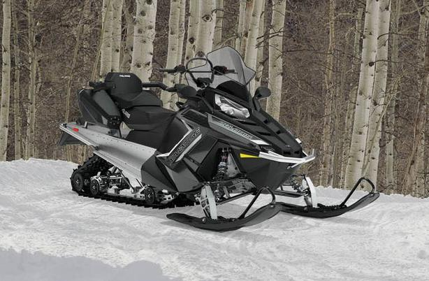 2018 POLARIS 550 INDY ADVENTURE 155 ES SNOWMOBILE