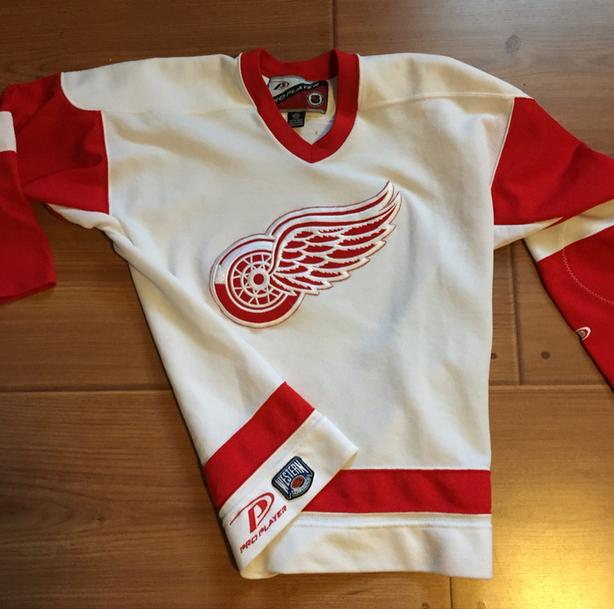 new concept 4fb94 75bbc Childs Detroit Red Wings Jersey Saanich, Victoria