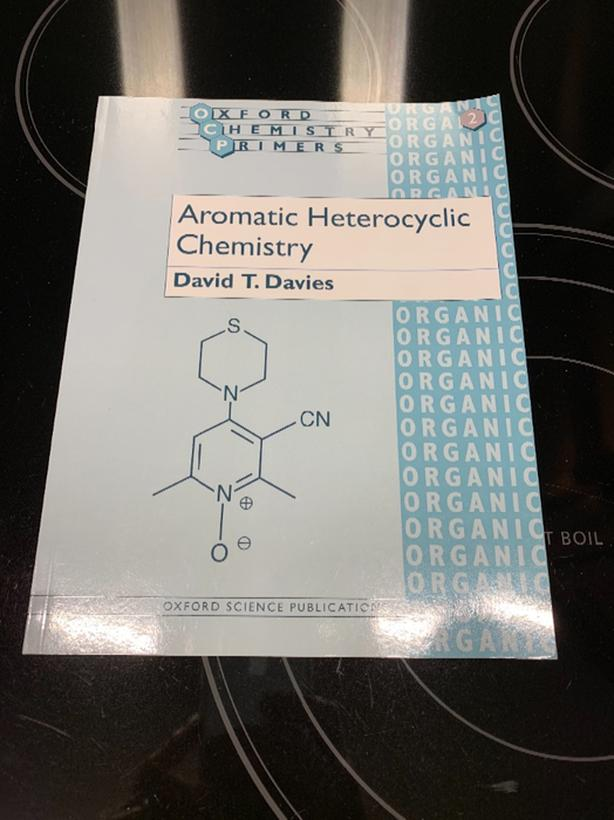 Aromatic Heterocyclic Chemistry by Davies