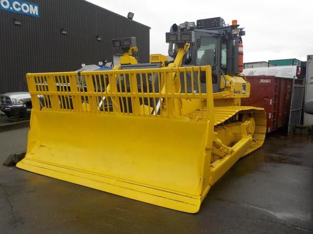 2008 Komatsu D65PX Diesel Crawler Tractor Bulldozer