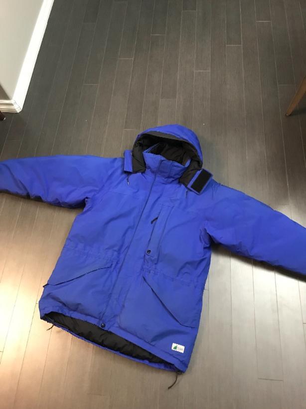 Goretex Down Ski Jacket
