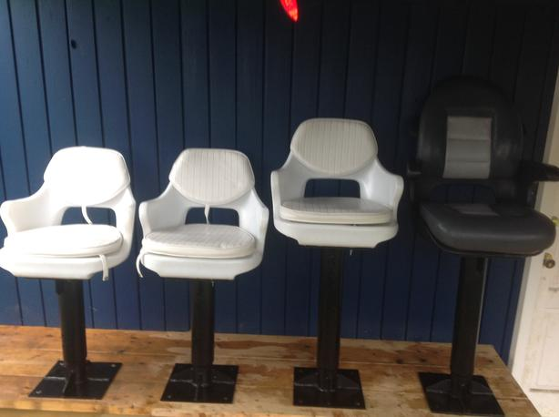  Log In needed $1,200 · Custom aluminum welded boat seat pedestals