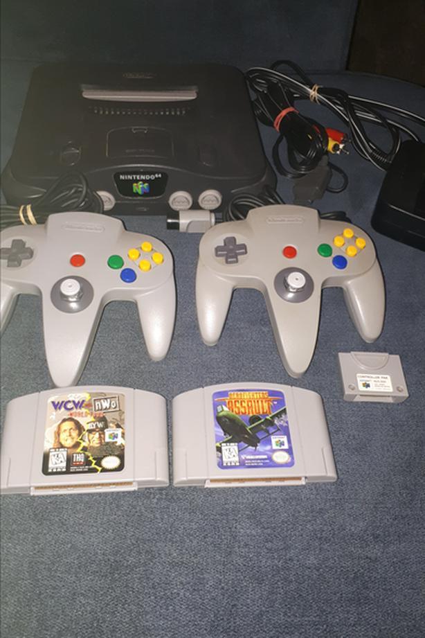 hook up N64