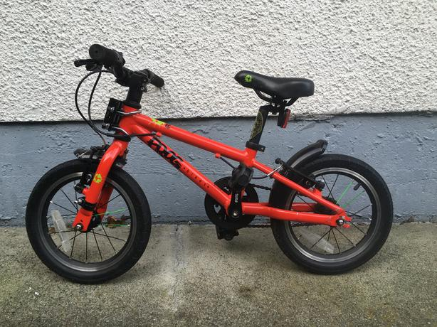 721fc8d1517 2-in-1 kids bicycle (pedal bike + balance bike, also incl. training ...