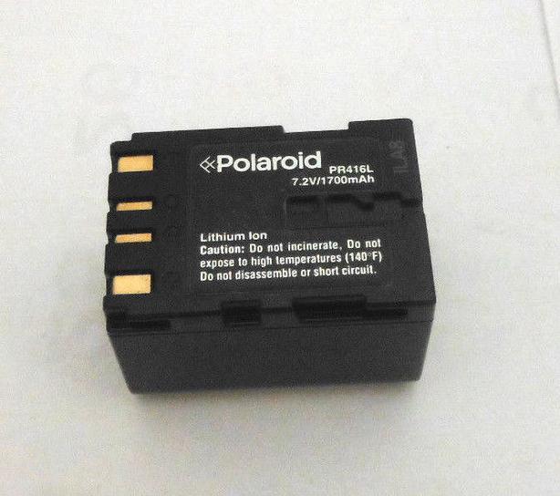 JVC Polaroid camcorder Lithium Ion battery