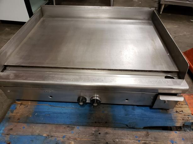 AUCTION Refurbished Quest LPG and NG Cooking Equipment – Guaranteed