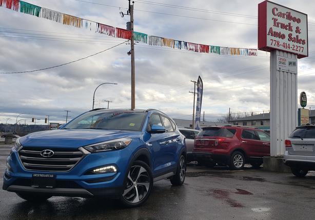 2017 Hyundai Tuscon SE