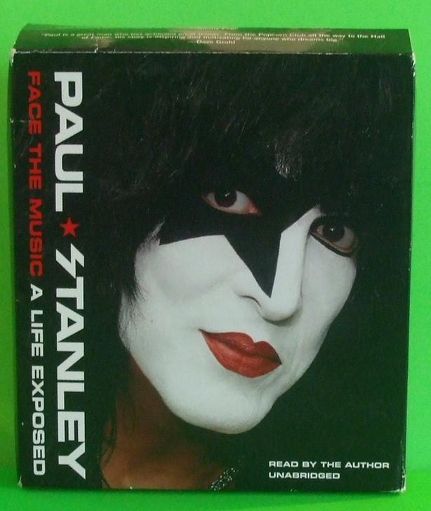 CD :KISS - Face the Music : A Life Exposed by Paul Stanley