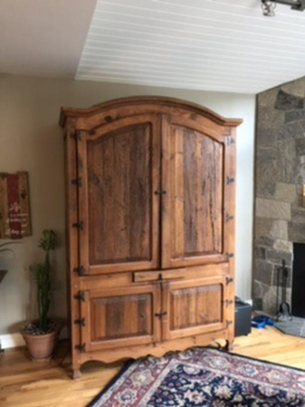 Large Mexican Armoire