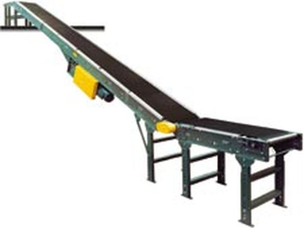 Hytrol Floor to Floor Conveyor Belt