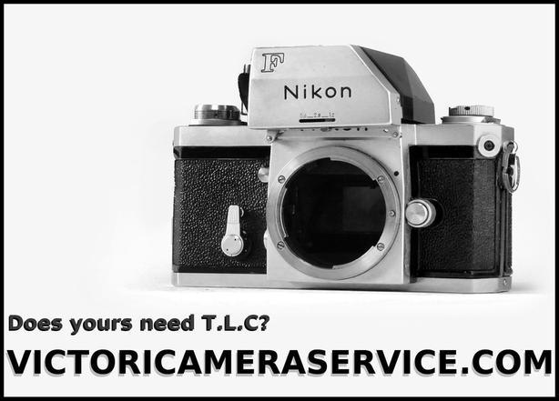 Film Camera & Lens Services