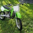 04 Kawasaki kx 60 cc 2 stroke