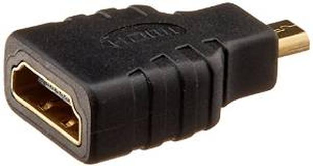 NEW HDMI connector adapter - Normal (A) to Micro (D)