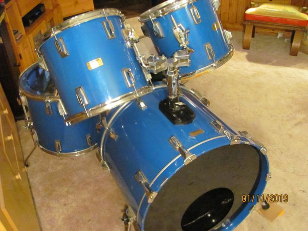 Canadian Canwood Drums