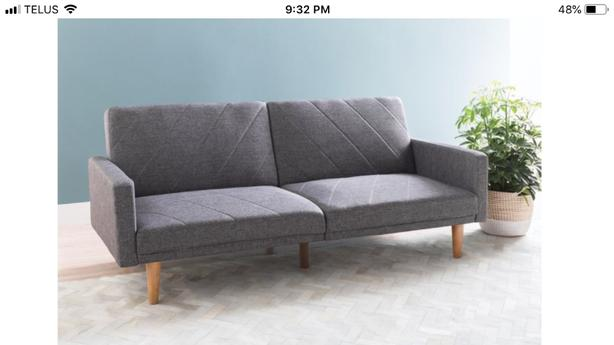 Cobbs Mid Century Modern Sleeper Sofa Saanich Victoria