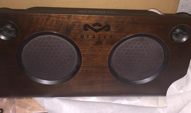 House of Marley Get up Stand up Bluetooth audio system