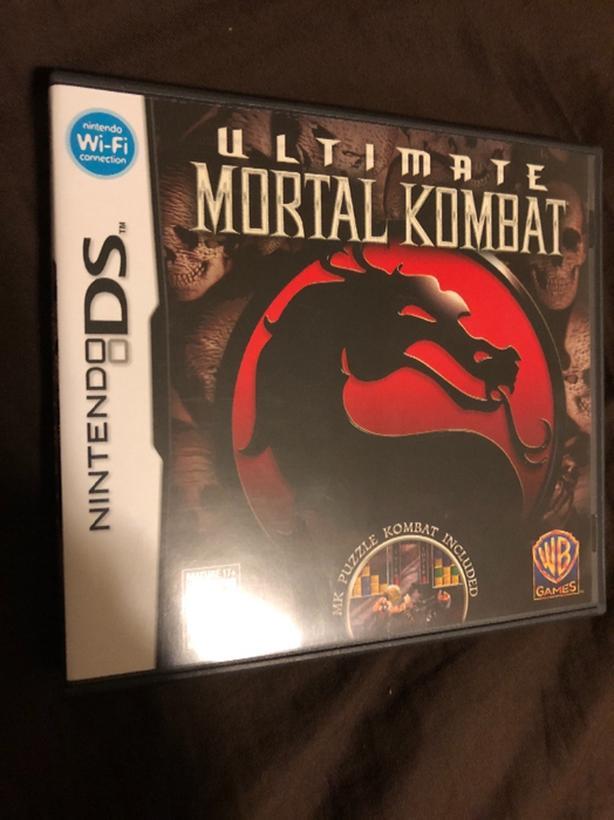 ultimate mortal kombat DS