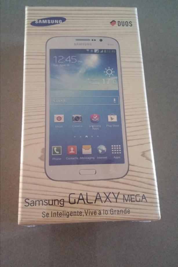 Samsung Galaxy Mega GT-I9152 - Unlocked - Black (Brand New)