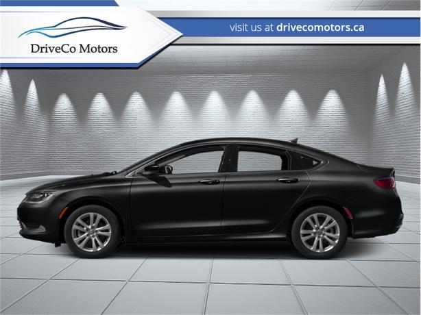 2016 Chrysler 200 Limited  - Sunroof - Uconnect - $115.24 B/W